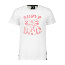 Superdry M1010258a T-shirt Military Casual Uomo
