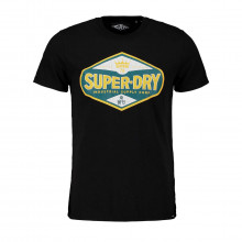 Superdry M1010259a T-shirt Motor Casual Uomo