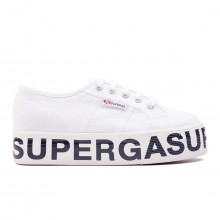 Superga S000fj80 2790 Zeppa Lettering Donna Tutte Sneaker Donna