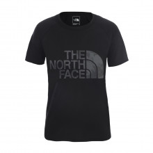 The North Face Nf0a3yhkjk3 T-shirt Graphic Play Hard Donna Abbigliamento Montagna Donna
