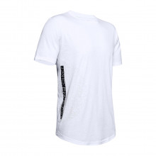 Under Armour 1343013 T-shirt Baseline Flip Side Abbigliamento Basket Uomo