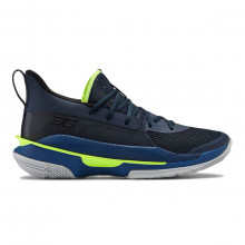 Under Armour 3021258 Curry 7 Dub Nation Scarpe Basket Uomo