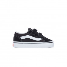Vans Vn000d3yblk Old Skool Velcro Baby Tutte Sneaker Baby