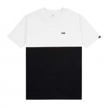 Vans Vn0a3czdy281 T-shirt Colorblock Street Style Uomo