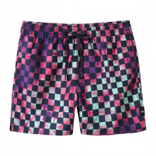 Vans Vn0a3w4k Boardshort Mixed Volley Mare Uomo