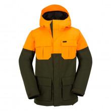 Volcom G0451707 Giacca Alternate Ins. Jkt Abbigliamento Snowboard Uomo