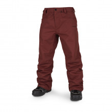 Volcom G1351915 Pantaloni Carbon Abbigliamento Snowboard Uomo