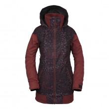 Volcom H0451906 Giacca Meadow Insulation Donna Abbigliamento Snowboard Donna