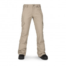 Volcom H1252001 Pantaloni Bridger Ins Donna Abbigliamento Snowboard Donna