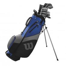 Wilson Wgg157562 Set Completo 1200 Tpx Acciaio Attrezzi Golf Uomo