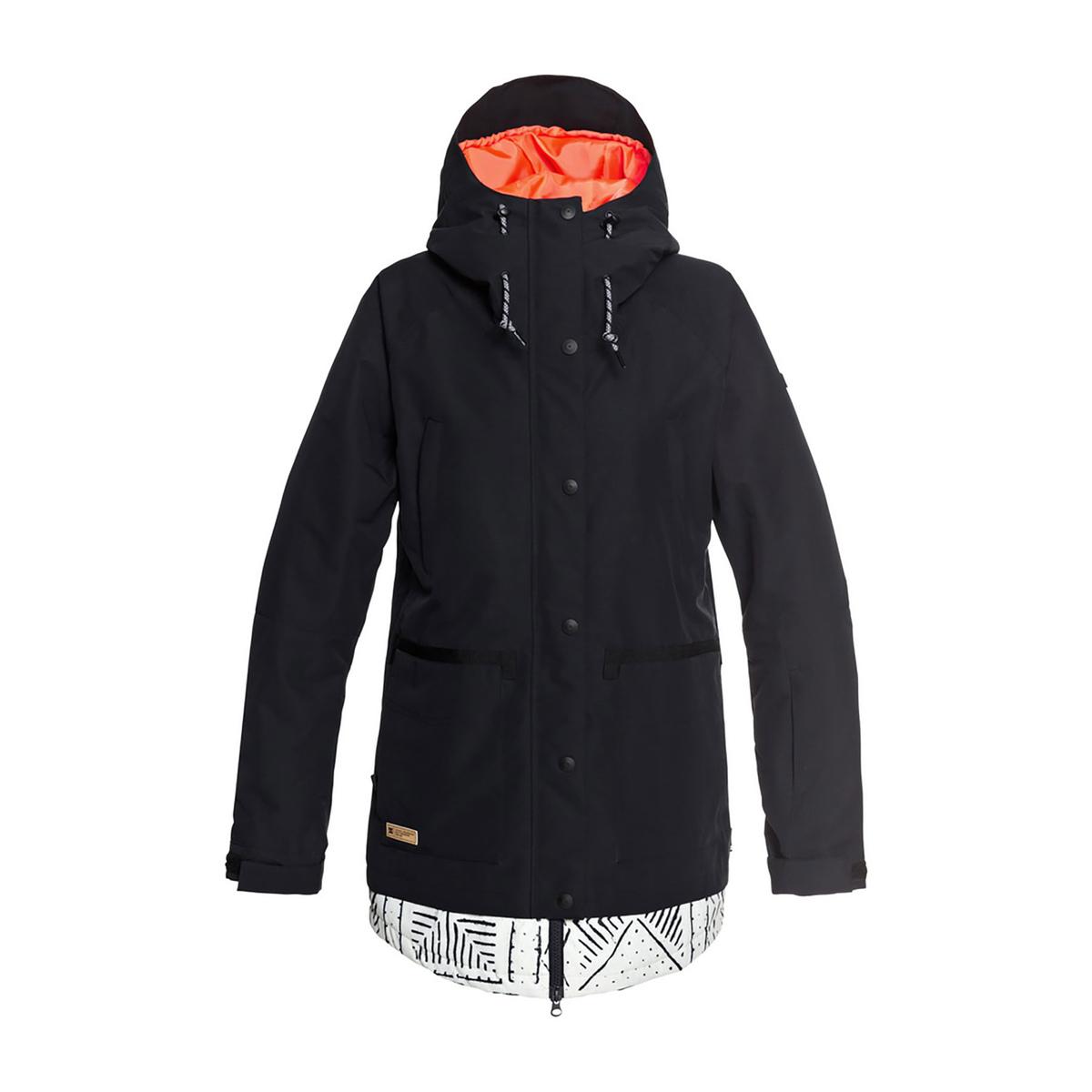 Prezzi Dc shoes giacca riji donna