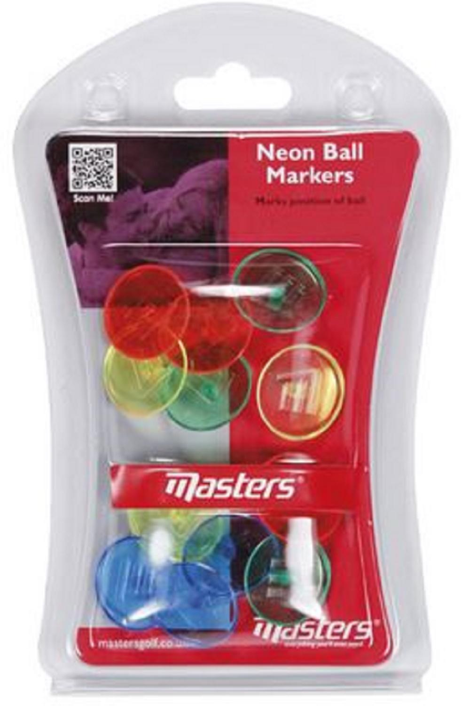 Neon ball marker (12pz)