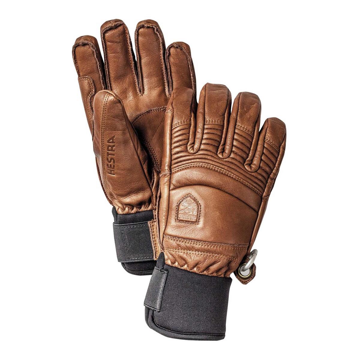 Prezzi Hestra Guanti Leather fall line