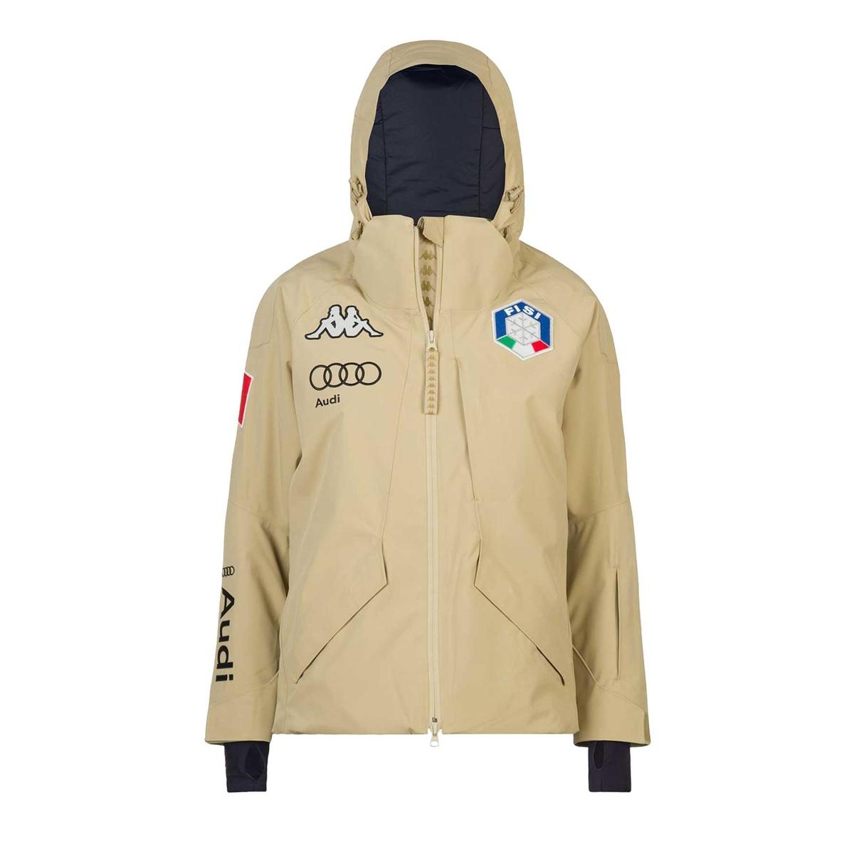 Prezzi Kappa giacca 6cento 612 fisi donna