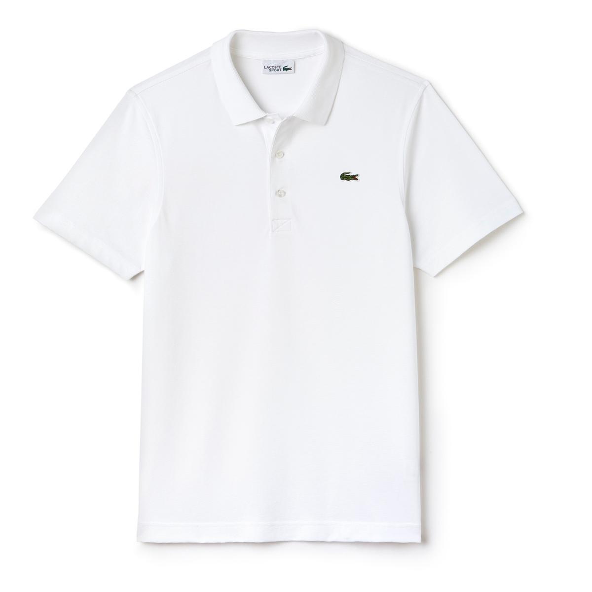 Polo Sport L1230 bianca