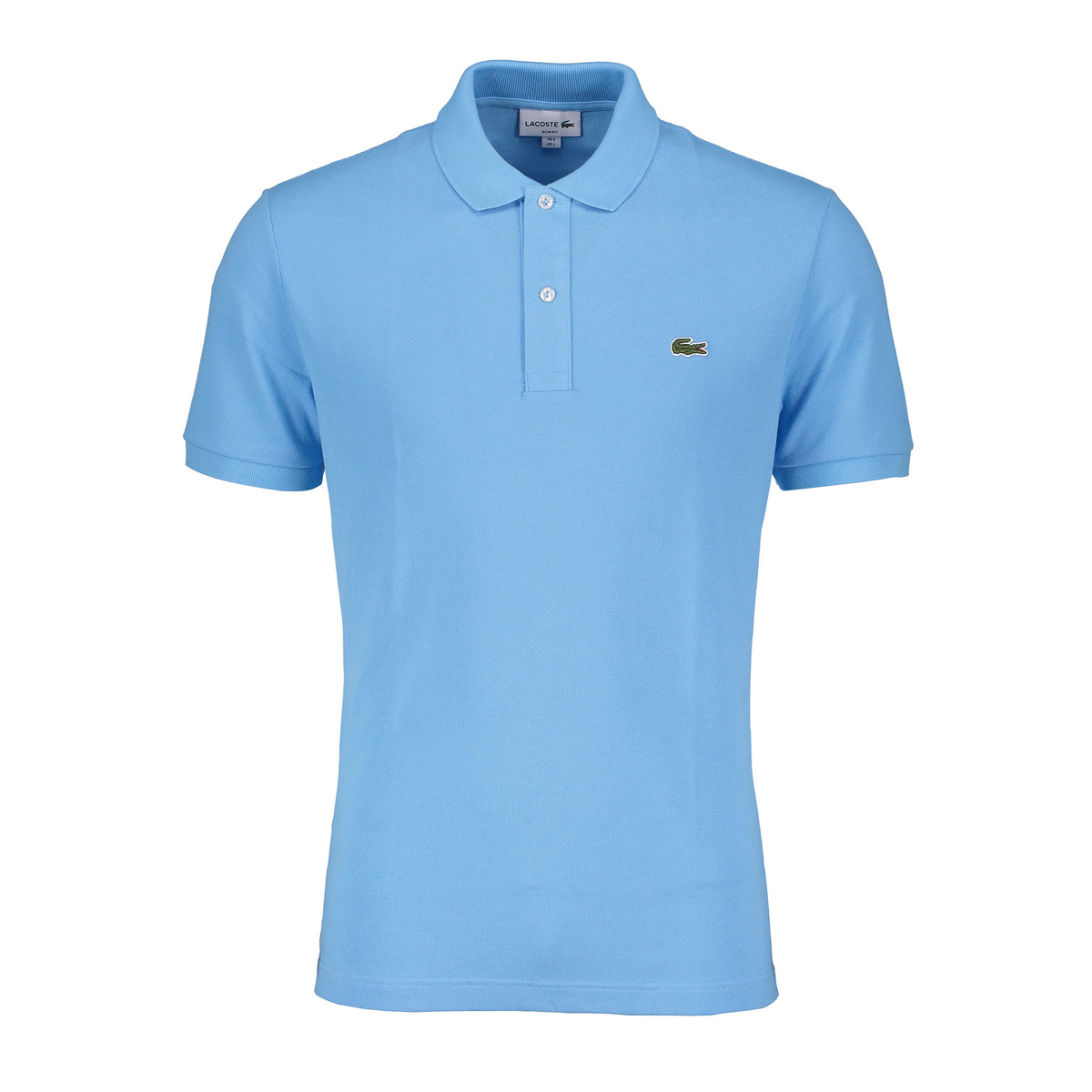 Polo slim ph4012 azzurra