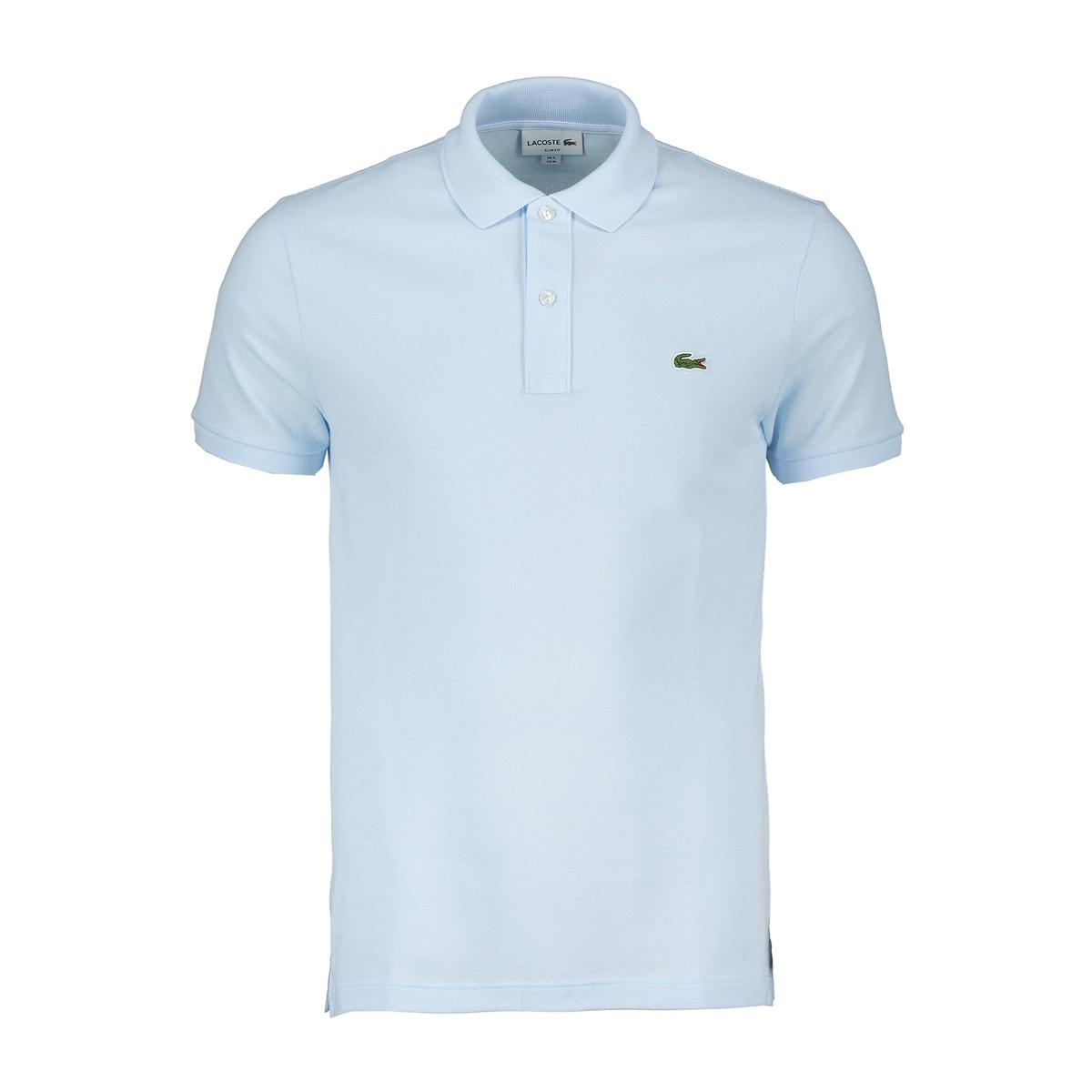 Polo slim ph4012 azzurro baby