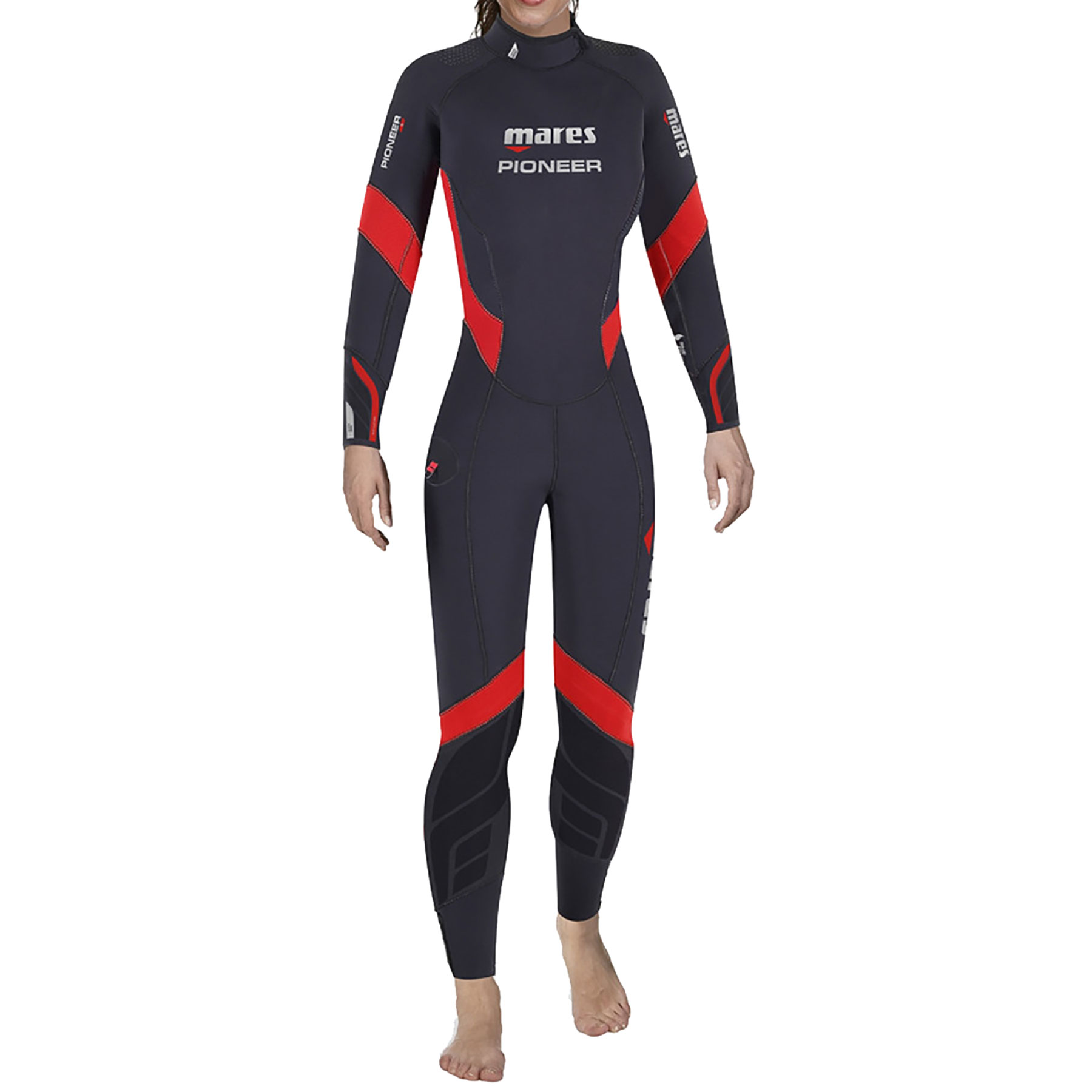 MUTA UMIDA pioneer 5mm she dives DONNA
