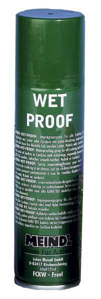 WET-PROOF SPRAY