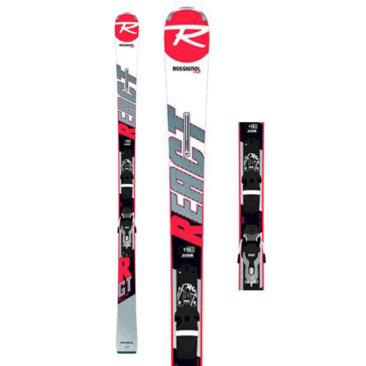 Prezzi Rossignol REACT GT CON ATTACCO XPRESS 2 RTL