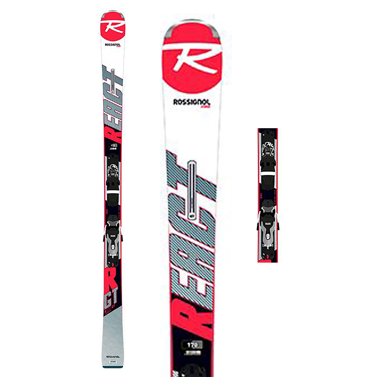 _PREMANUFACTURE_PRICE Rossignol REACT GT CON ATTACCO XPRESS 10