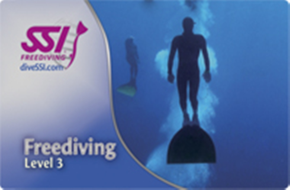 KIT Freediving level 3