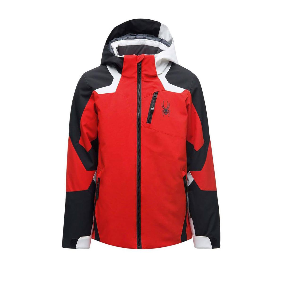 Prezzi Spyder completo giacca leader + pantaloni propulsion bambino