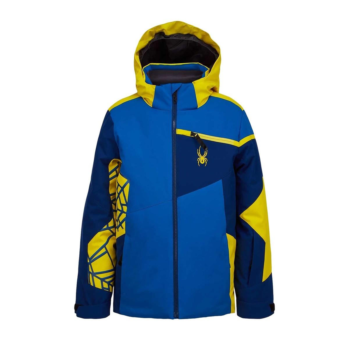 Prezzi Spyder completo giacca challenger + pantaloni propulsion ragazzo
