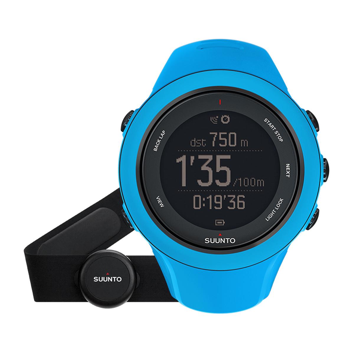Image of Ambit3 sports blue hr