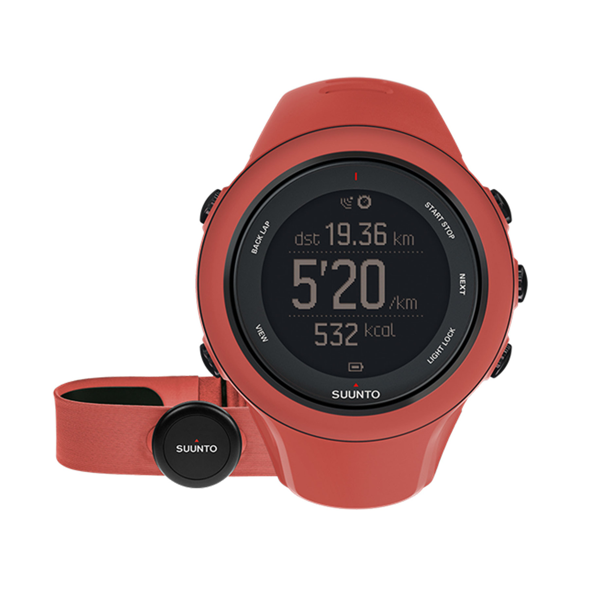 Image of Ambit3 sport hr coral
