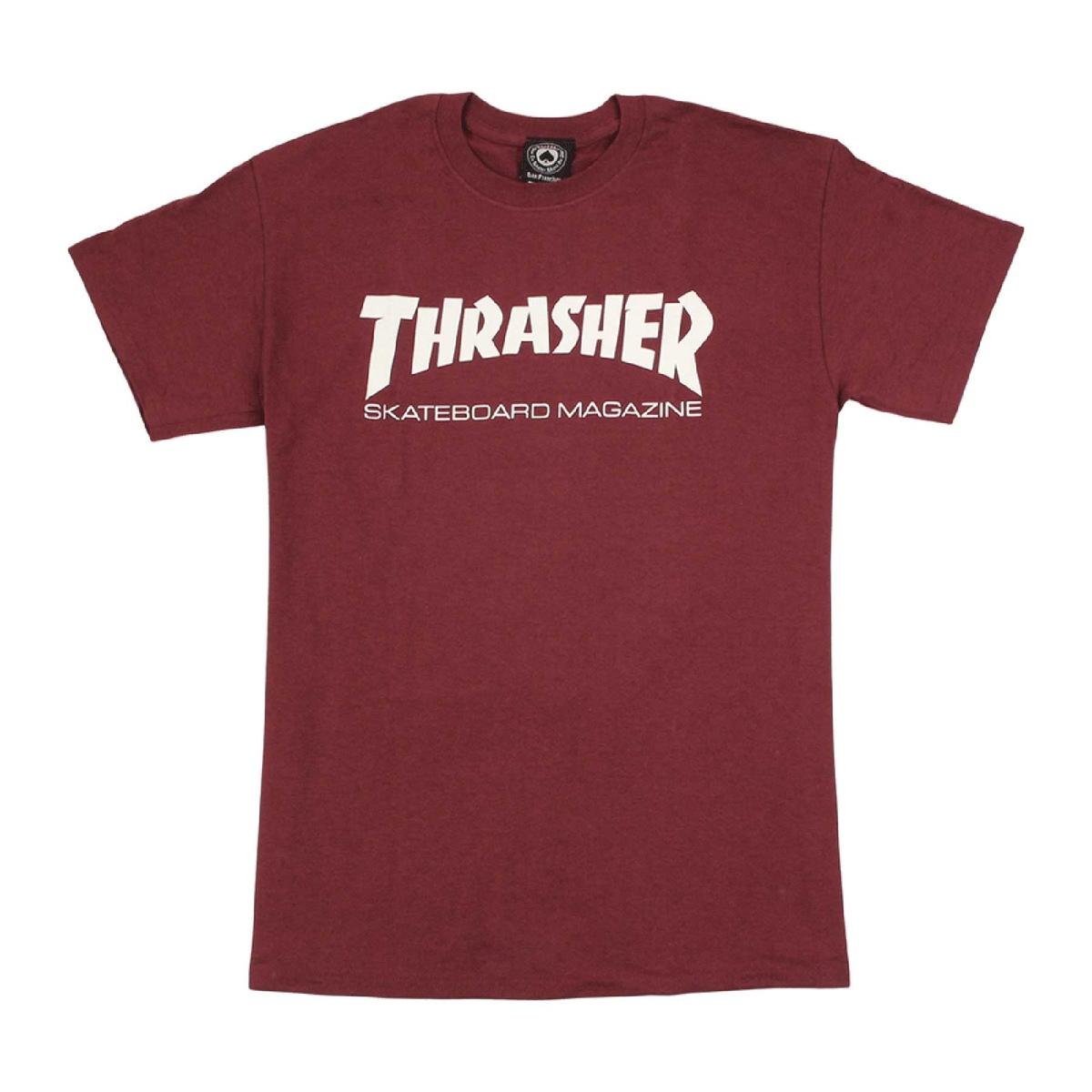T-shirt Thrasher Skate Mag