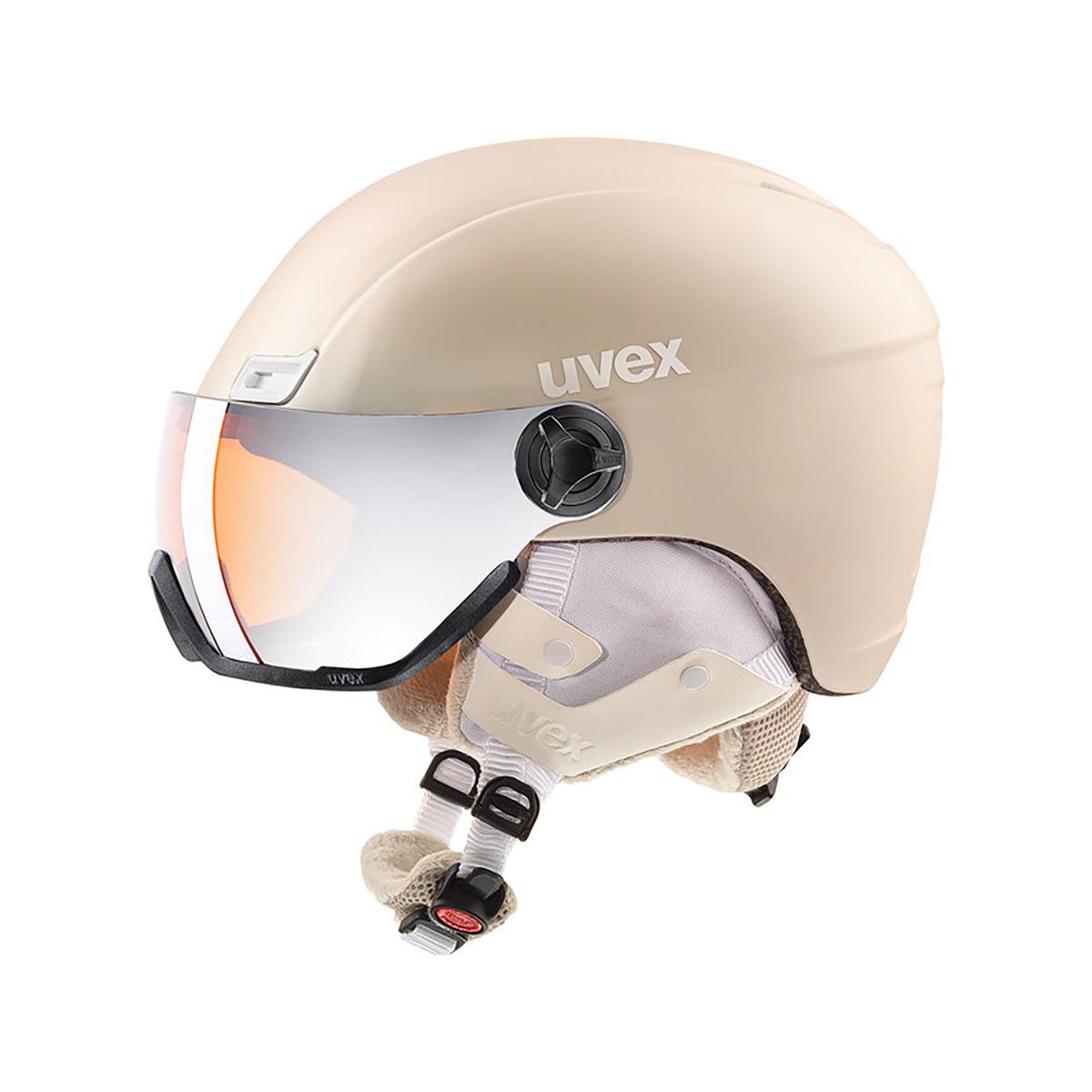 CASCO UVEX 400 VISOR STYLE DONNA