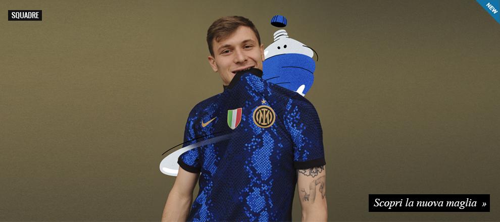 Collezione Nike Inter