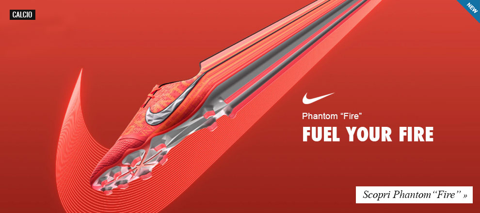 Nuova Nike Phantom Fire