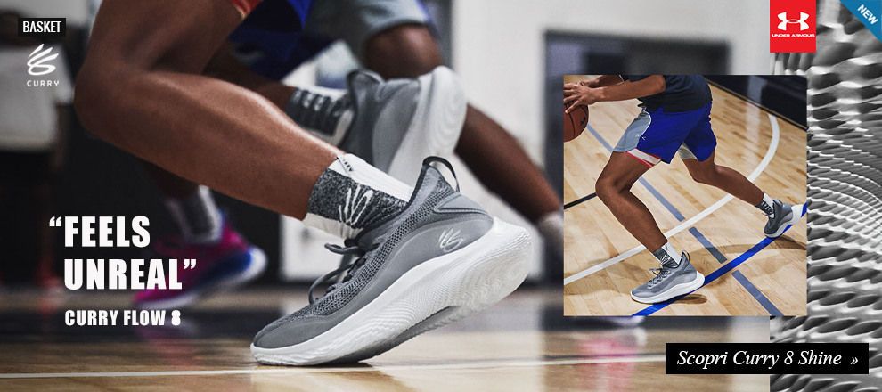 Under Armour Curry 8 Shine