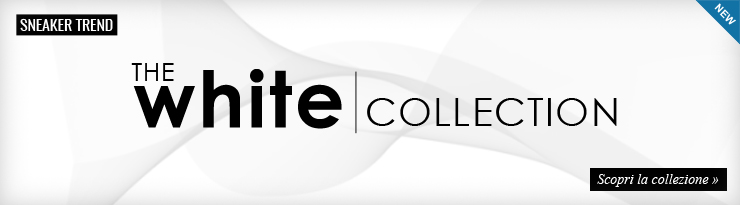 Sneaker Trend The White Collection