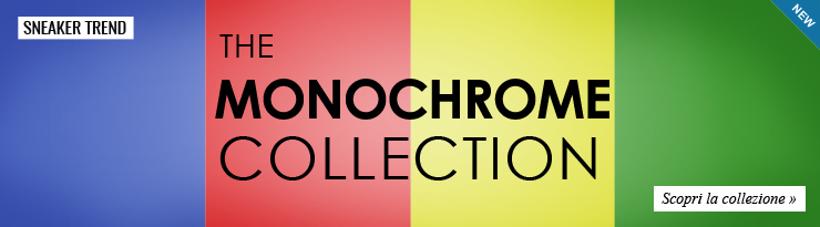 Sneaker Trend The Monochrome Collection