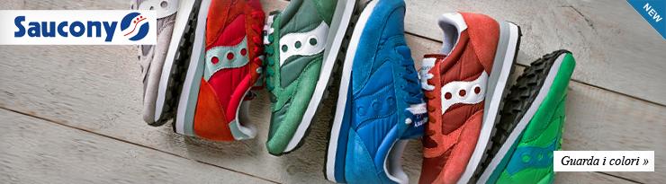Nuova collezione scarpe Saucony Originals