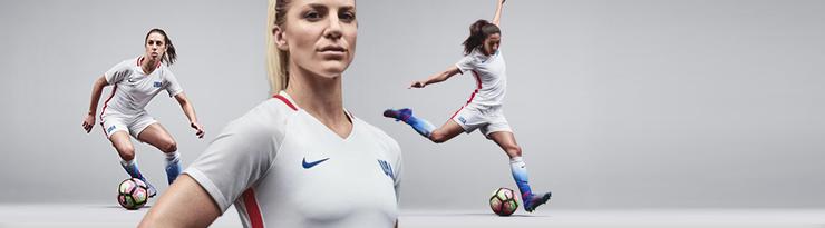 Collezione calcio donna