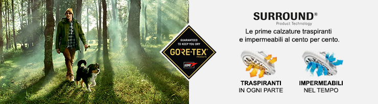 Gore-Tex® Surround