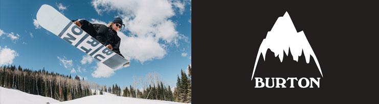 Burton - snowboard
