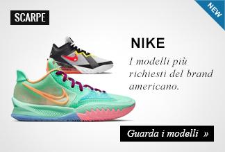 Novità scarpe basket Nike e Jordan