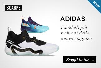 Novità scarpe basket adidas