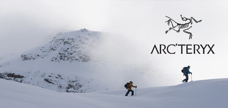 """Arc'teryx"