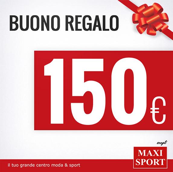 Buono Regalo da €150