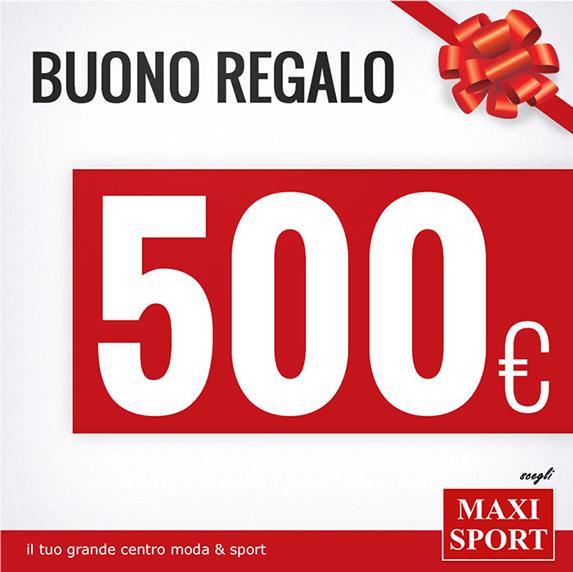 Buono Regalo da €500