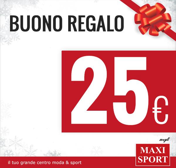 Buono Regalo da €25