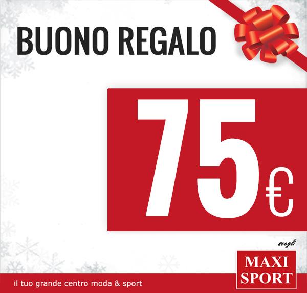 Buono Regalo da €75
