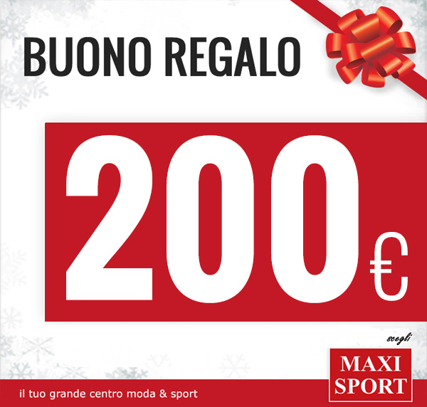 Buono Regalo da €200