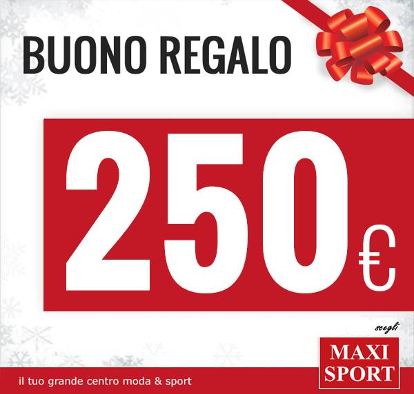 Buono Regalo da €250
